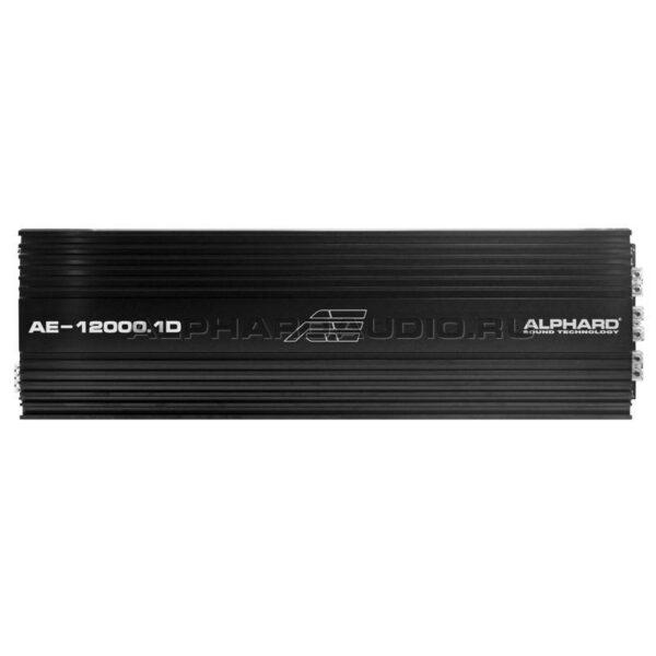 Усилитель ALPHARD Audio Extreme AE-12000.1D (модель в архиве)