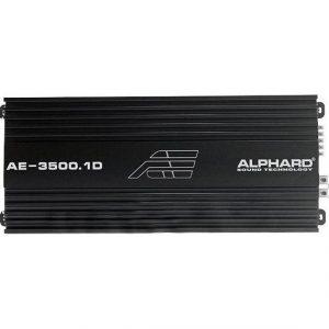 Усилитель ALPHARD Audio Extreme AE-3500.1D (модель в архиве)