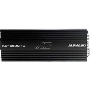 Усилитель ALPHARD Audio Extreme AE-5500.1D (модель в архиве)