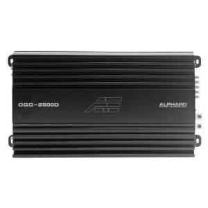 Усилитель ALPHARD Audio Extreme OGO 2500 (модель в архиве)