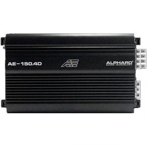 Усилитель ALPHARD Auduio Extreme AE-150.4D (модель в архиве)