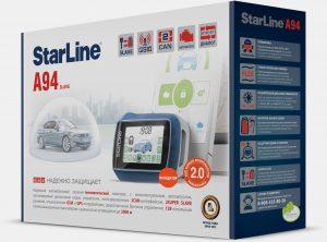 StarLine A94 2CAN 2SLAVE +S-20.3