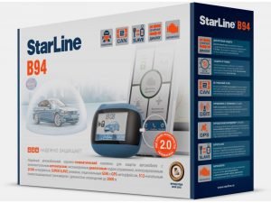 StarLine B94 2CAN GSM 2SLAVE T2.0
