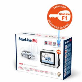 StarLine E90 + F1