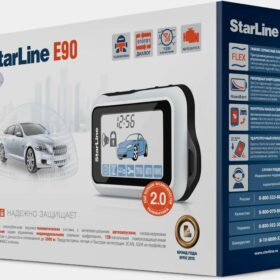 StarLine E90 GSM