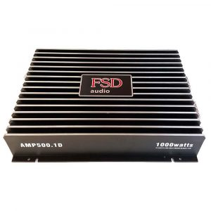 FSD audio AMP 500.1D