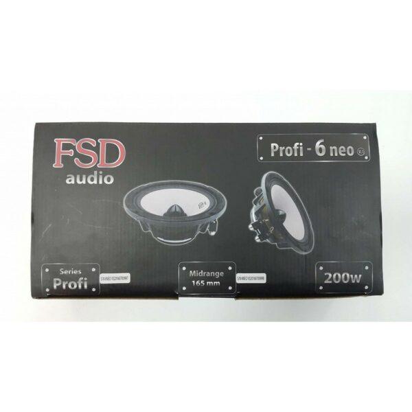 FSD audio PROFI 6 NEO