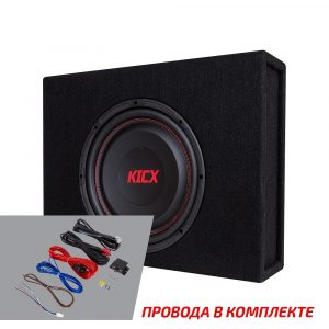 Сабвуфер Kicx GT300BA