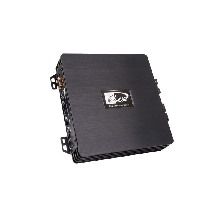 QS 2.160M Black Edition