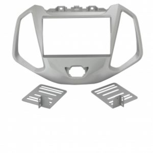 Рамка Ford Ecosport 2012-17 2din SILVER (крепеж)