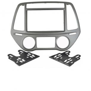 Рамка Hyundai i-20 2012-14 (Auto AC) 2din (крепеж)