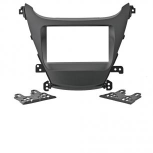 Рамка Hyundai Elantra 2014-16 2DIN (крепеж)