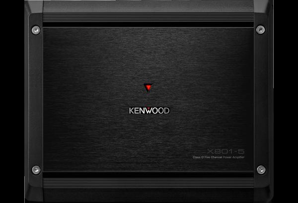 Усилитель Kenwood  X801-5