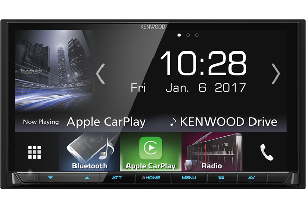 Мультимедиа Kenwood  DMX7017BTS