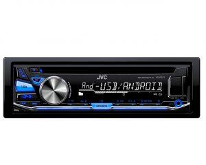 1-DIN CD-ресивер JVC KD-R571E
