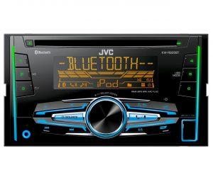 2-DIN CD-ресивер JVC KW-R920BTE