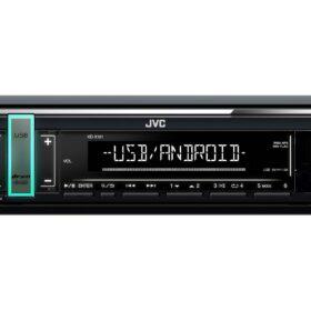 Цифровой медиа-ресивер JVC KD-X161