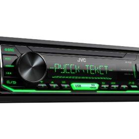 Цифровой медиа-ресивер JVC KD-X153