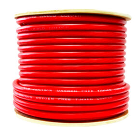 VLG Audio Силовой кабель 4 GA/ 20 мм2