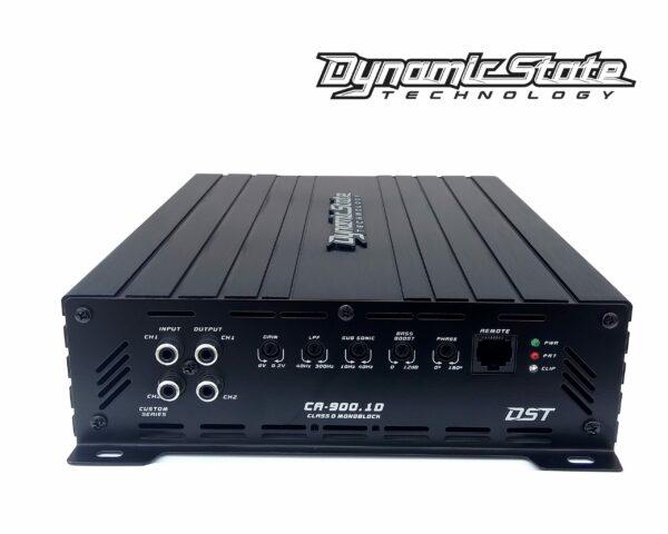 Усилитель Dynamic State серии CUSTOM CA-900.1D