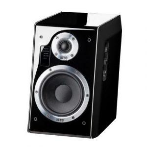 Полочная акустическая система Heco Ascada, черный, пара
