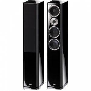 Напольная акустическая система Heco Aleva GT 602, черный, пара
