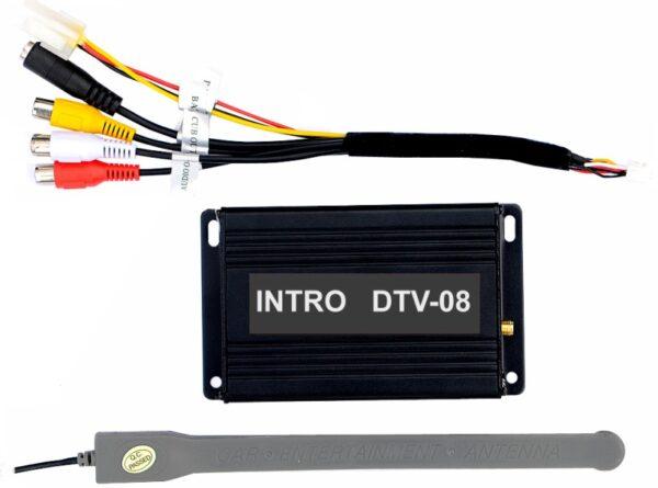 Цифровой TV-тюнер для INTRO CHR Volvo