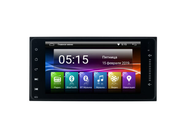 """TOYOTA Universal 7,0"""" (Android 7.0)"""
