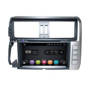 """Toyota Prado 150 09-13 8"""" (Android 8.0)"""