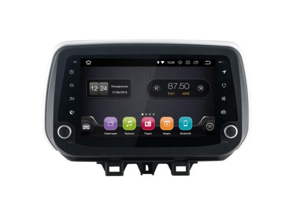 Hyundai Tucson 18+ (Android 8.1)