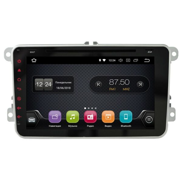VW Passat,Golf,Jetta,Transporter,Tiguan 8» (Android 8.0)
