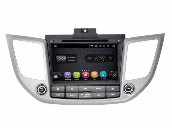 Hyundai Tucson (Android 8.0)