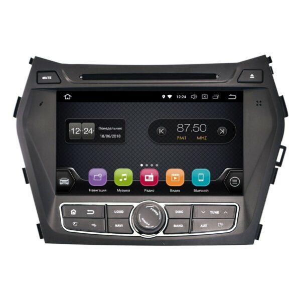 """Hyundai Santa Fe 13+ 8"""" (Android 8.0)"""