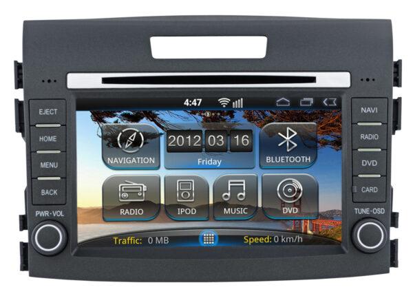 HONDA CRV 2012+  (Android)