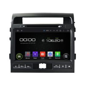 """TOYOTA LAND CRUISER 200 07-15 (ANDROID 4.4.4) 9,0"""""""