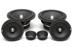 3х компонентная акустика Pride WS165.3